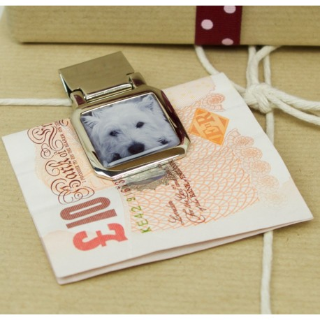 Personalised Photo Money Clip