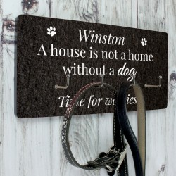 Personalised Dog Lead Hooks