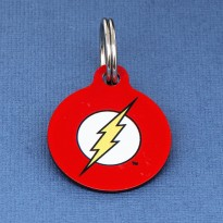 Flash Dog ID Tag