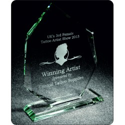 Iceberg Glass Award
