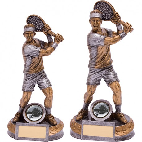 Super Ace Male Tennis Trophy