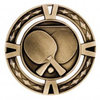 V-Tech Table Tennis Medal