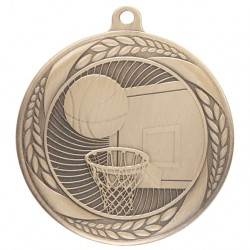 Typhoon Basketball Medal
