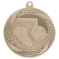 Typhoon Football Medal