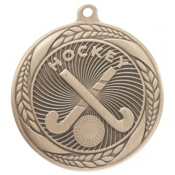 Typhoon Hockey Medal