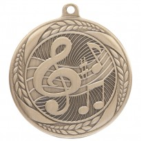 Typhoon Music Medal