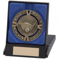 Boxed V-tech Golf Medal