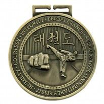Olympia Tae Kwon Do Medal