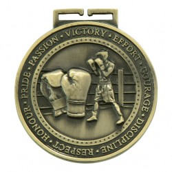 Olympia Boxing Medal