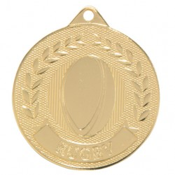 Discovery Rugby Medal