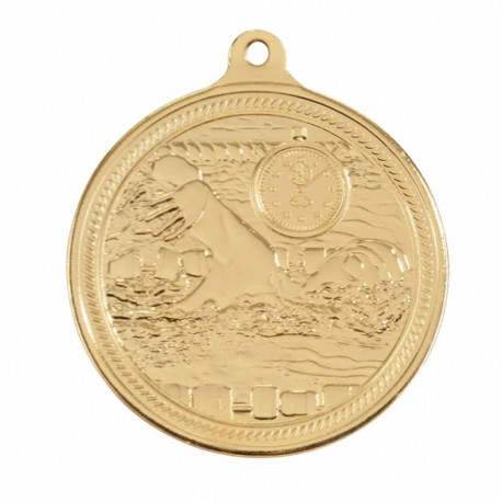 Endurance Swimming Medal
