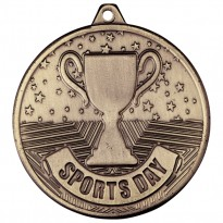 Cascade Sports Day Medal