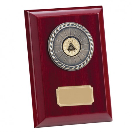 Sorrento Rosewood Presentation Plaque