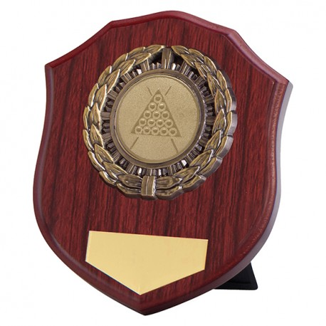 Meath Mahogany Presentation Plaque