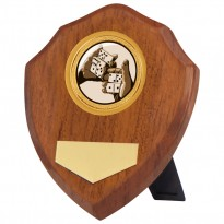 Wexford Walnut Presentation Plaque